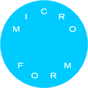 Microform Podcast Button